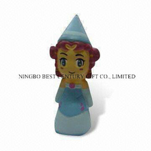PU Squeeze Stress Toy Dolls Princess Design