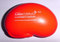 Kidney Shape PU Foam Stress Toy Promotional Stress Balls