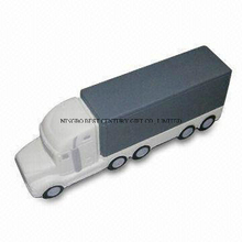 Container Truck PU Stress Reliever Gift Toy