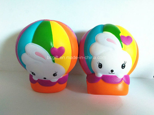 Rabbit Balloon Squishies Scented PU Soft Slow Rising Squishy Toys