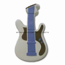 PU Stress Reliever Guitar Style Toy
