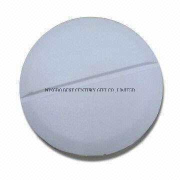 PU Toy in Troche (Round Style) Promotional Stress Balls