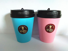 Custom Coffee Cup PU Super Soft Slow Rising Squishy Toys