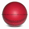 PU Foam Stress Ball Cricket Ball Shape Toy