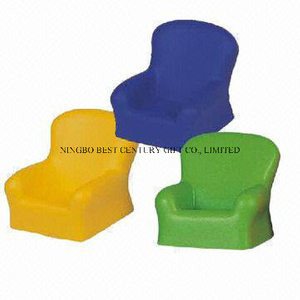 PU Foam Gift Sofa Phone Holder Design Promotional Stress Balls Toy