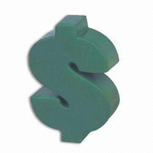 PU Dollars Stress Toy for Promotional or Giveaways