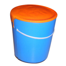 PU Foam Paint Pail Shape Stress Toy