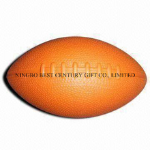 PU Stress Ball American Football Style Rugby Ball Toy