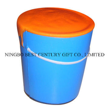 Hot Sale PU Paint Pail Shape Stress Reliever