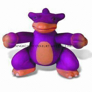 Dinosaur Monster Design PU Foam Stress Toy Promotional Stress Balls