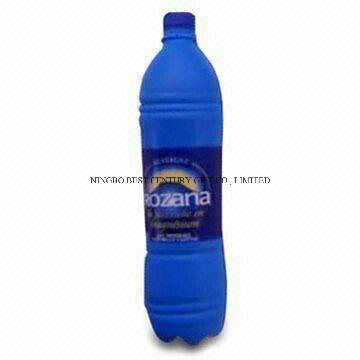 PU Foam Stress Reliever Bottle Shape Gift Toy