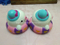 Swim Ring Dolphins Squishies Scented PU Slow Rising Squishy Toys