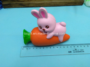 Squishies Animal Bunny Rabbit Carrot Squishy Slow Rising Scented Toys