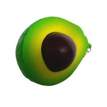 2019 Cute Avocado Super Slow Rising Scented PU Squishy Toy