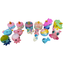 2020 Hot Selling Unicorns Series PU Squishy Slow Rising Toys